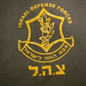 Israel Defense Forces Tee Shirt